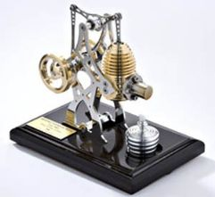 Bohm Stirling Engine HB25